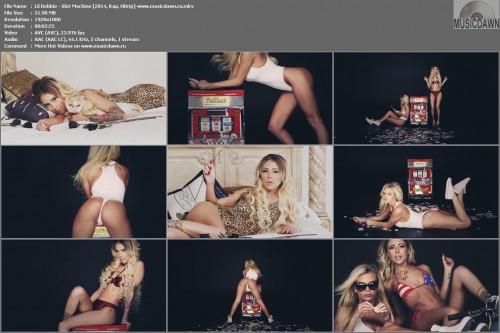 Lil Debbie – Slot Machine [2014, HD 1080p] Music Video