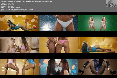 Parazitii – Bot In Bot Cu O Lepra Mica [2014, HD 1080p] Music Video