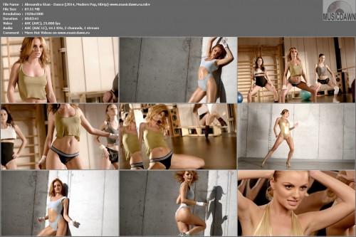 Alexandra Stan – Dance [2014, HD 1080p] Music Video