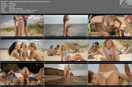 Corina – Autobronzant [2014, HD 1080p] Music Video