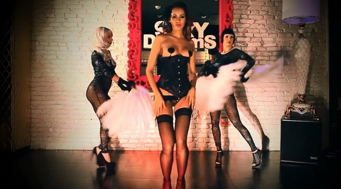 Andreas Schuller ft. Klara Elias - Burlesque HD Video