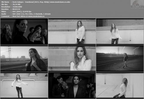 Snoh Aalegra – Emotional [2015, Pop, HD 1080p] Music Video