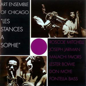 Art Ensemble Of Chicago – Les Stances A Sophie OST [Nessa] '1970 + Bonus Videos From The Movie