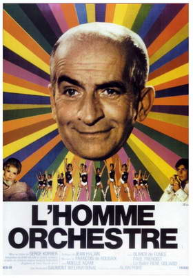 Lhomme Orchestre Poster 1